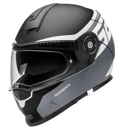 casque schuberth s2 sport rush gris sasie center moto. Black Bedroom Furniture Sets. Home Design Ideas