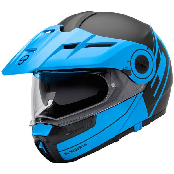 casque schuberth e1 radiant bleu sasie center moto. Black Bedroom Furniture Sets. Home Design Ideas
