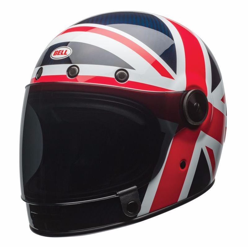 casque bell bullit carbon spitfire sasie center moto. Black Bedroom Furniture Sets. Home Design Ideas