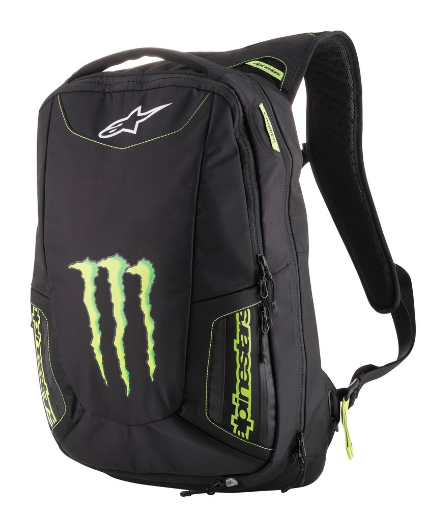 sac a dos alpinestars marauder monster sasie center moto. Black Bedroom Furniture Sets. Home Design Ideas